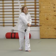 Jade's 7th Kyu Test